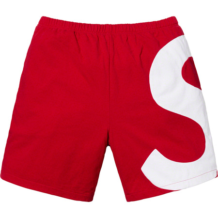 S Logo Short (Red)
