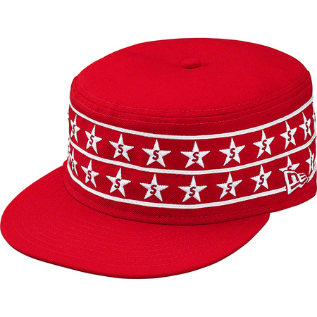 Star Pillbox New Era® (Red)