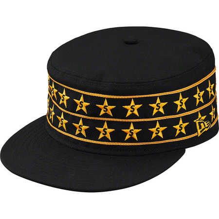 Star Pillbox New Era® (Black)