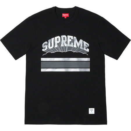 Cloud Arc Tee (Black)