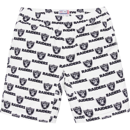 Supreme®/NFL/Raiders/'47 Twill Short (White)