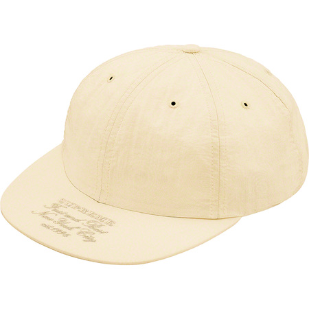 First And Best Nylon 6-Panel (Natural)