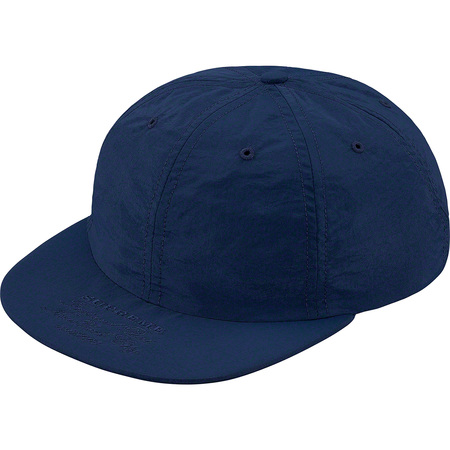 First And Best Nylon 6-Panel (Navy)