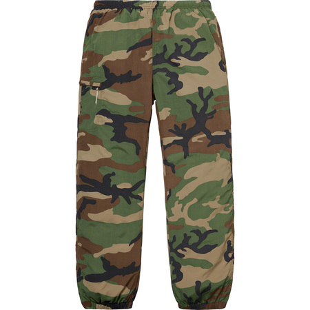 Nylon Trail Pant (Woodland Camo)