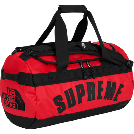 Supreme®/The North Face® Arc Logo Small Base Camp Duffle Bag (Red)