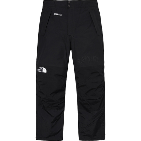 Supreme®/The North Face® Arc Logo Mountain Pant (Black)