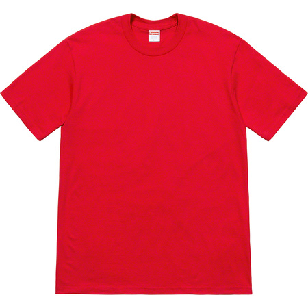 Headline Tee (Red)