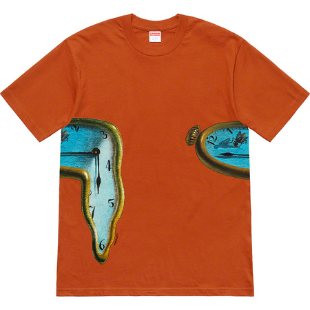 The Persistence of Memory Tee (Rust)