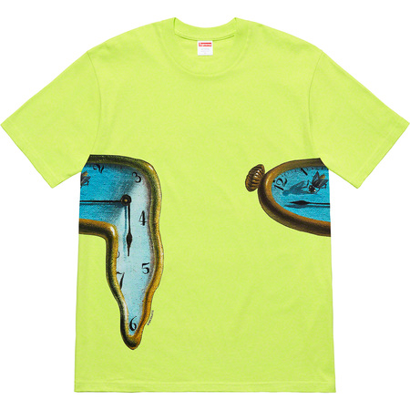 The Persistence of Memory Tee (Neon Green)