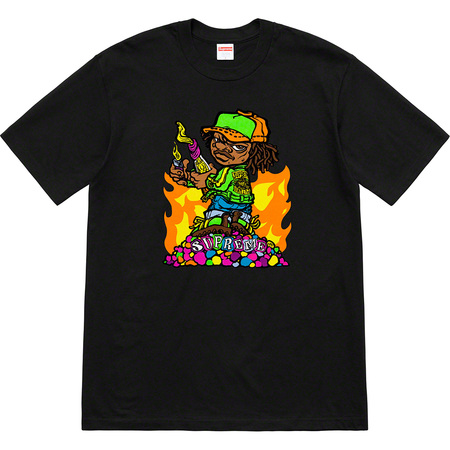 Molotov Kid Tee (Black)
