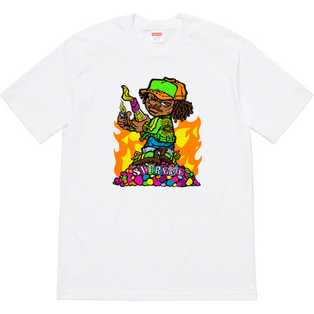 Molotov Kid Tee (White)