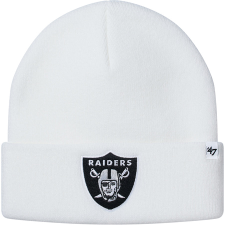 Supreme®/NFL/Raiders/'47 Beanie (White)