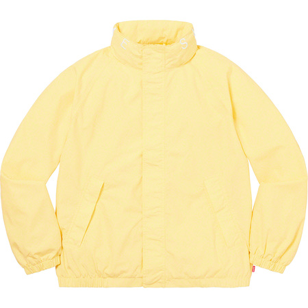 Raglan Court Jacket (Pale Yellow)