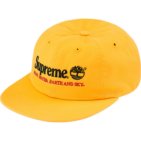 Supreme®/Timberland® 6-Panel (Yellow)