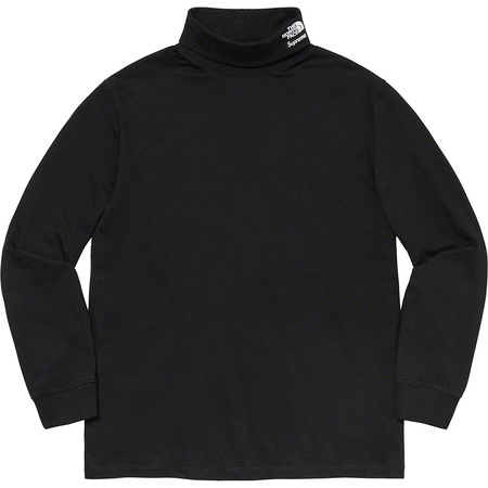 Supreme®/The North Face® RTG Turtleneck (Black)