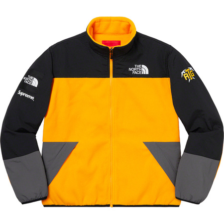 Supreme®/The North Face® RTG Fleece Jacket (Gold)