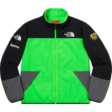 Supreme®/The North Face® RTG Fleece Jacket (Bright Green)