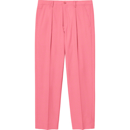 Pleated Trouser (Pink)