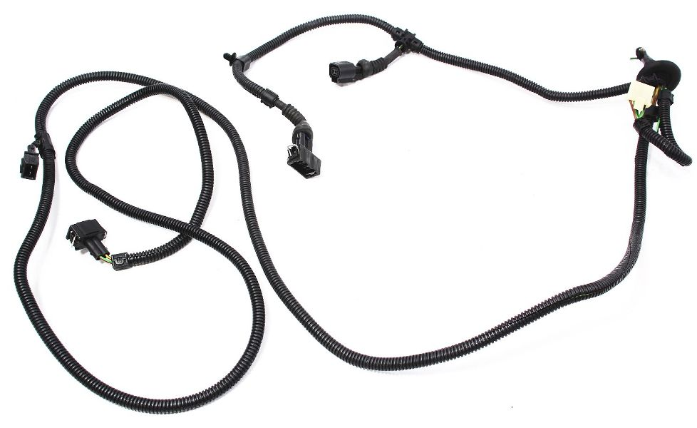 Wire Harness For 2003 Vw Eurovan Pioneer : 40 Wiring