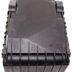 98 Vw Jetta Fuse Box Diagram Color Wiring Diagrams Relay Block 05-09 Rabbit Mk5 - 2.5 Genuine 1k0 937 125 | Carparts4sale, Inc.