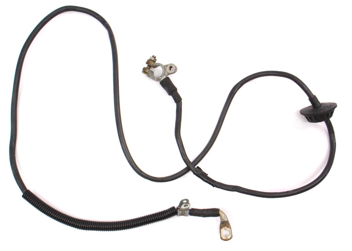 Positive Battery Cable Harness 1 8t Audi A4 Vw Passat B5