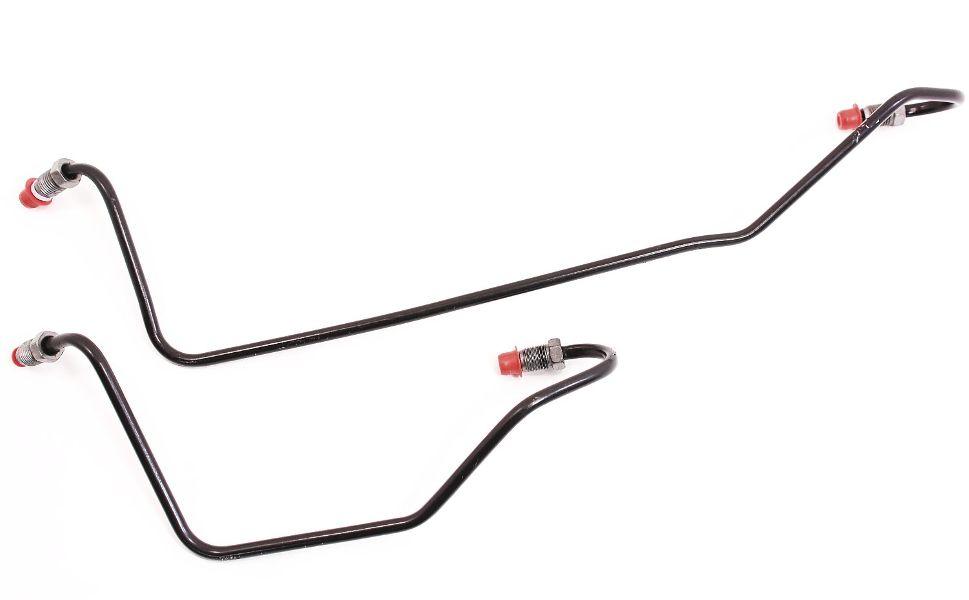 Power Steering Gear Rack Hard Lines 11-13 VW Jetta MK6