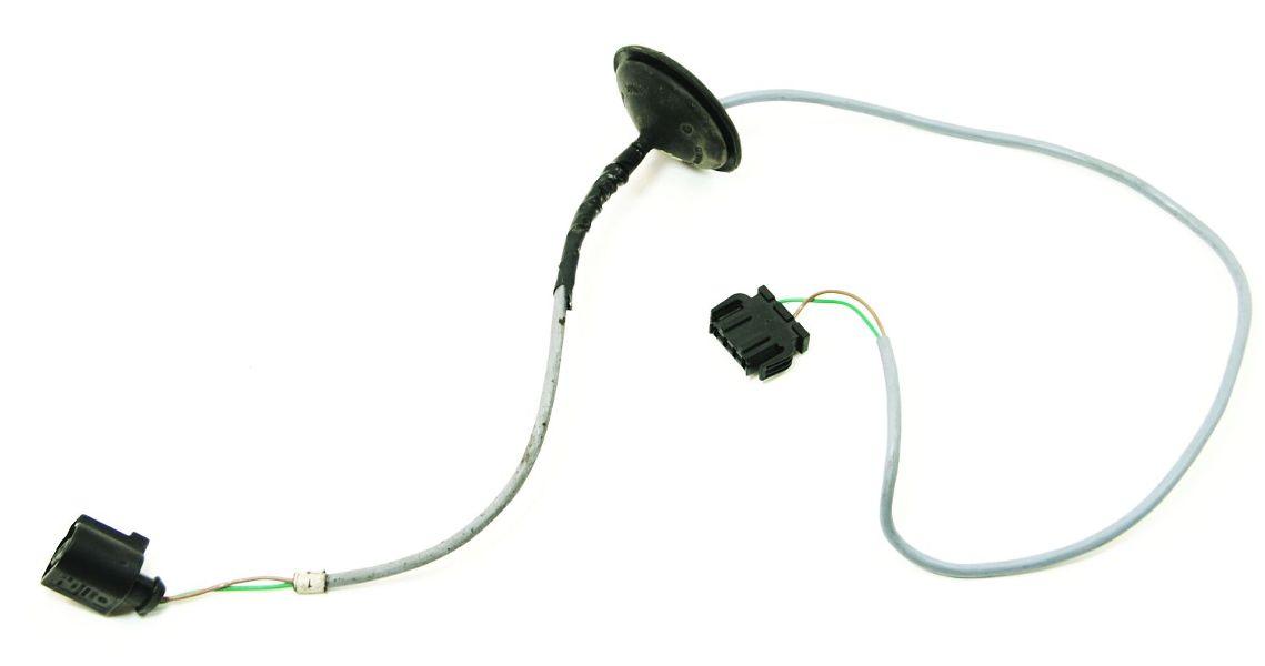 Rear Bumper Side Marker Light Wiring Harness LH 01.5-05 VW