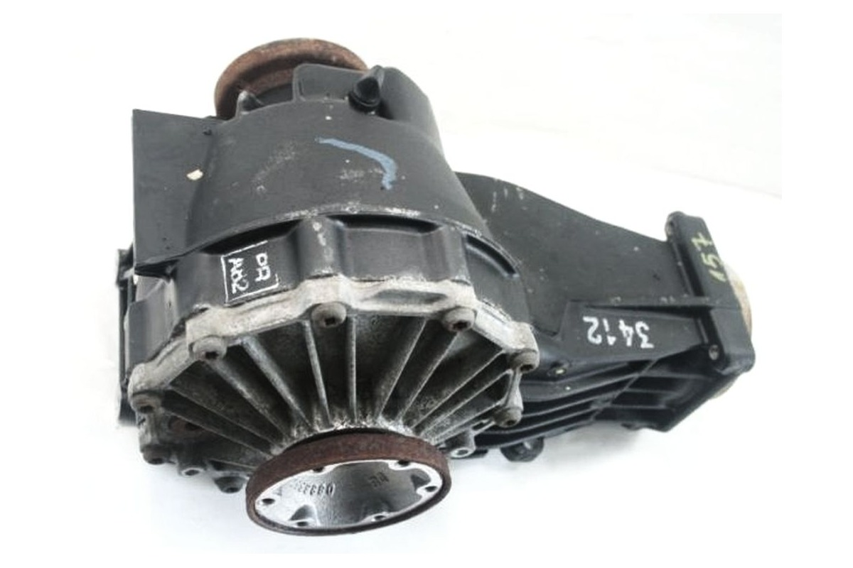 Rear Differential Diff Carrier 0105 Audi Allroad  Eny