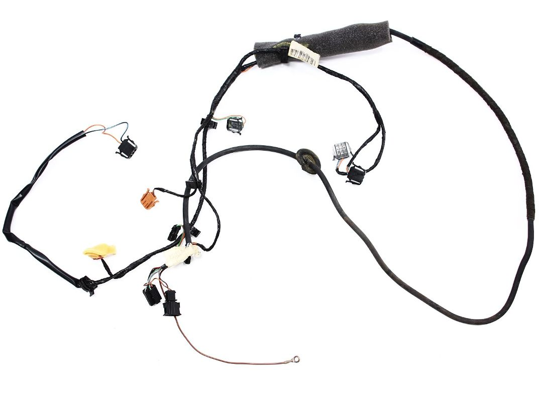 Trunk Wiring Harness 93 99 Vw Jetta Mk3