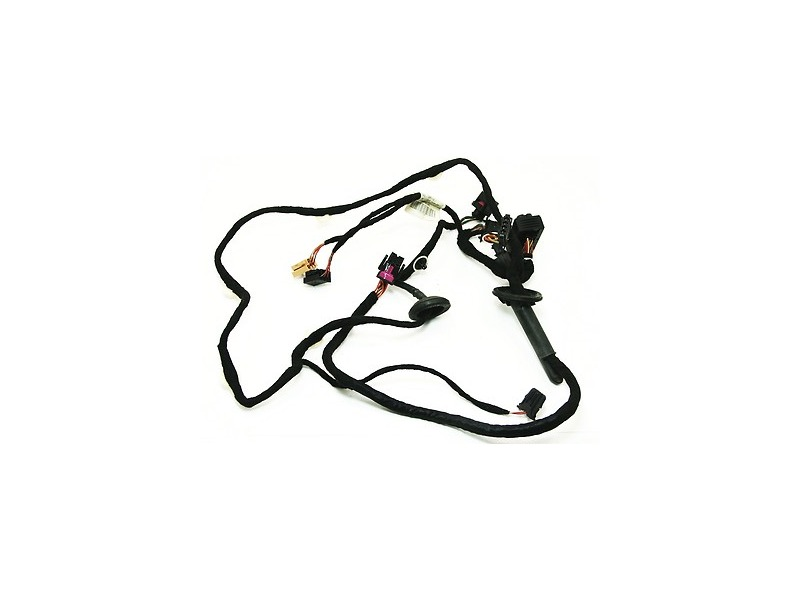 Front Door Wiring Harness Passenger 99.5-05 VW Jetta Golf