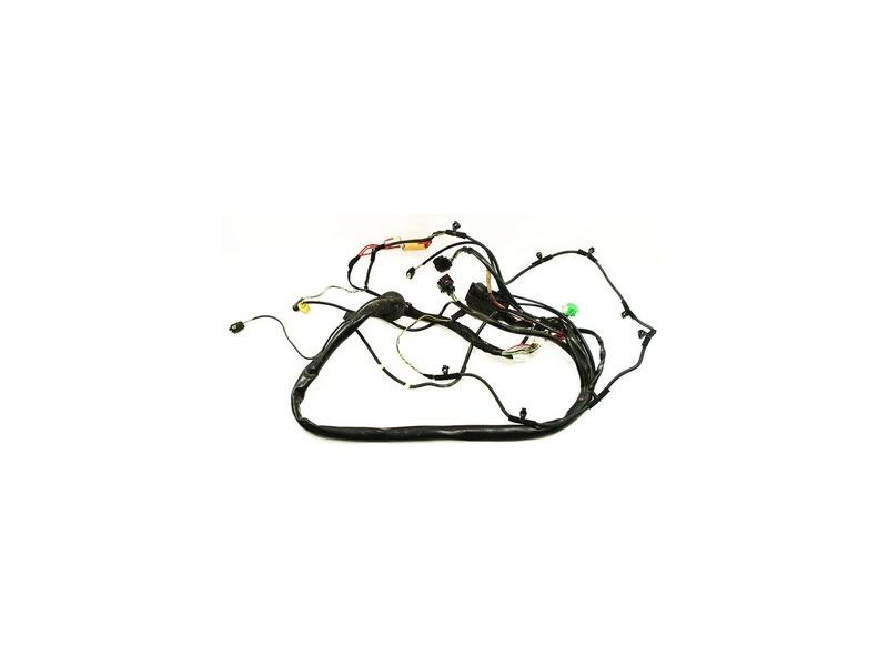 LH Headlight ABS Pump Wiring Harness V6 02-05 Audi A4