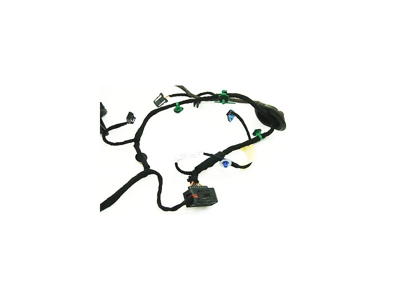 RH Rear Door Wiring Harness 05-09 VW Jetta Rabbit GTI MK5