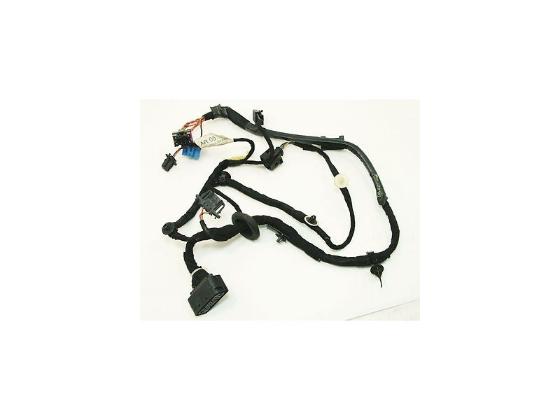 LH Rear Door Wiring Harness 99-05 VW Jetta Golf Mk4 Left
