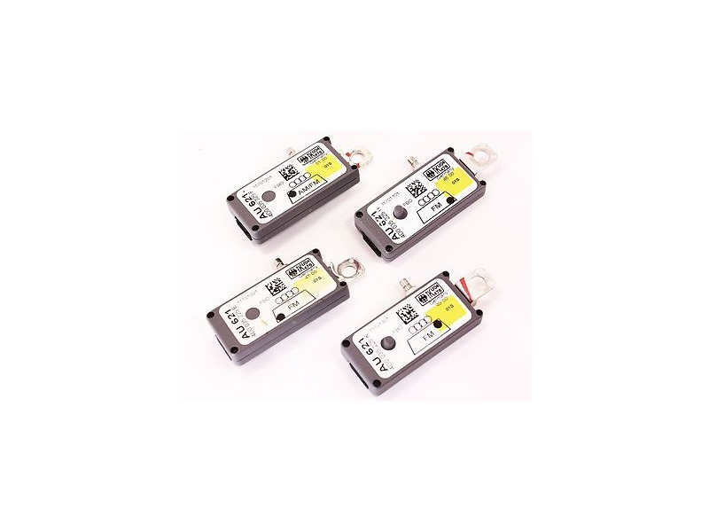 Antenna Booster Modules Set 00-03 Audi A8 S8 D2