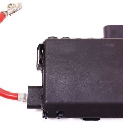 Mk1 Golf Gti Fuse Box Wiring Diagram 4 Pin Aviation Connector Battery Audi Tt Distribution Block Genuine