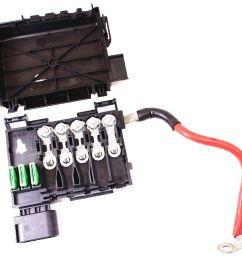 battery distribution block vw jetta golf gti mk4 beetle fuse box genuine oe [ 1013 x 800 Pixel ]