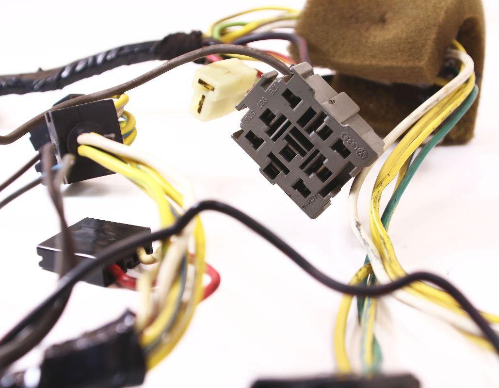 mk1 golf gti wiring diagram canine ophthalmic eye ac heater box harness vw rabbit hvac