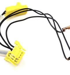 airbag air bag clockspring clock spring wiring harness 98 01 audi a6 c5 [ 1200 x 745 Pixel ]