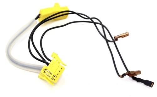 small resolution of airbag air bag clockspring clock spring wiring harness 98 01 audi a6 c5