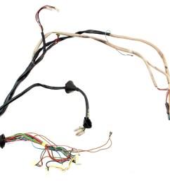 fuse box to wiper to speedometer box wiring harness 1977 vw rabbit mk1 75 80 [ 1105 x 800 Pixel ]