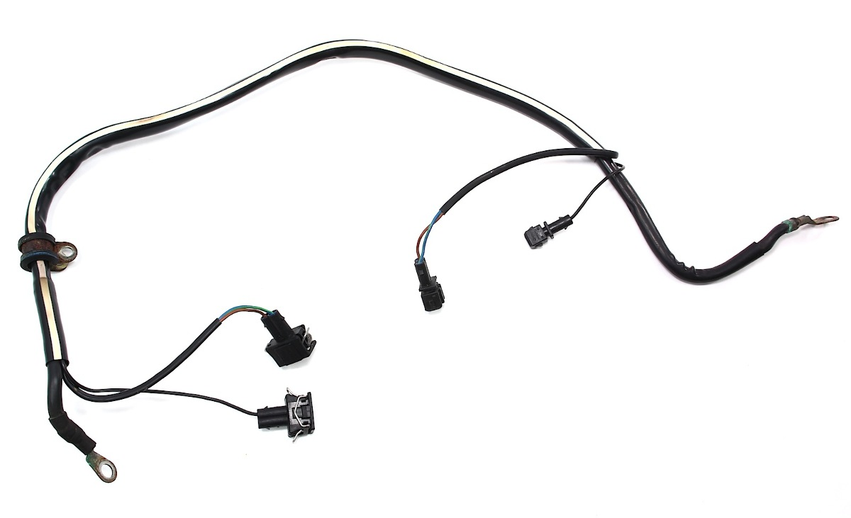 Vw Jetta Alternator Wiring Harness : 34 Wiring Diagram