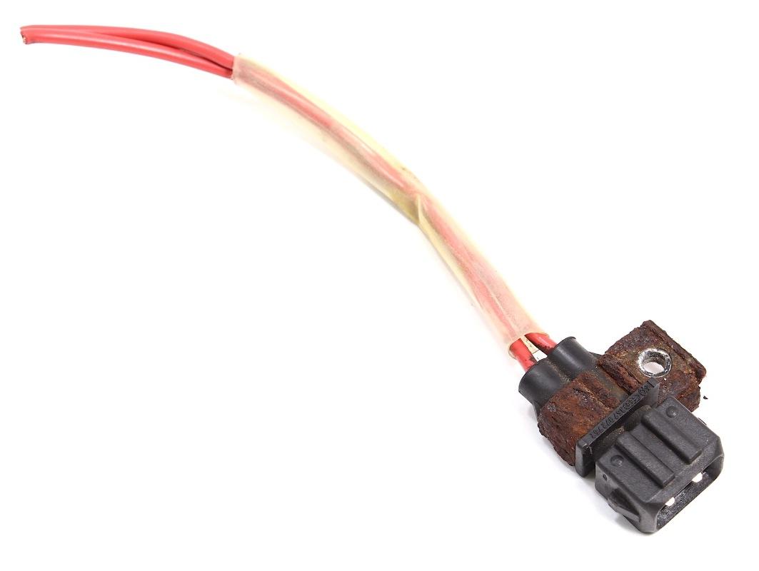 corrado vr6 wiring diagram 8n 12v conversion ac compressor plug pigtail 92 99 vw jetta golf gti