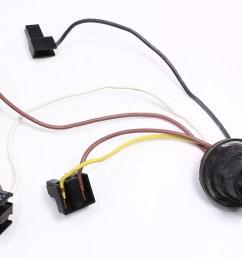 head light bulb internal wiring harness audi a4 b5 96 99 headlighthead light bulb internal wiring [ 1022 x 800 Pixel ]