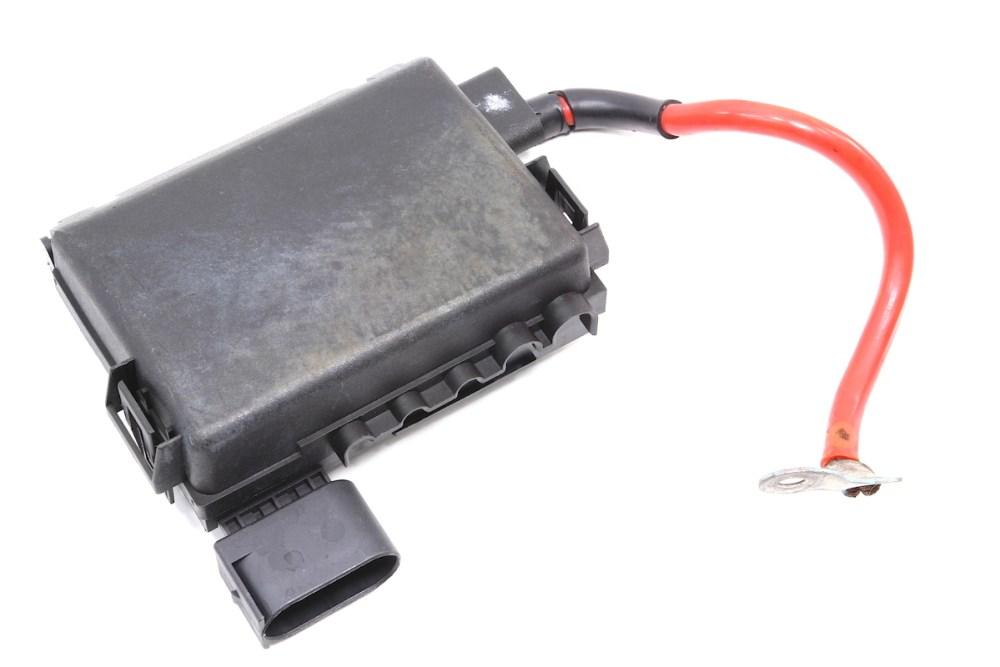 medium resolution of battery distribution fuse box vw jetta golf gti beetle mk4 2000 vw beetle battery fuse box 2002 vw beetle battery fuse box