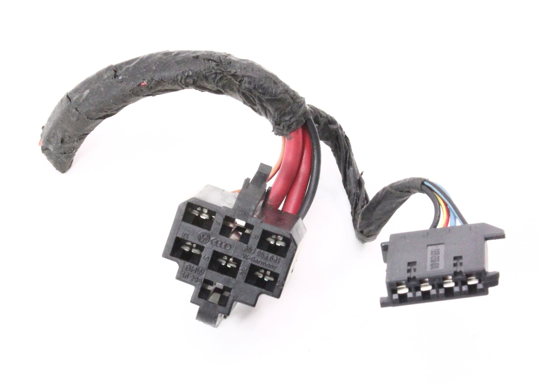 mk1 golf ignition wiring diagram how to wire three way switch pigtail plug 93 99 vw jetta gti
