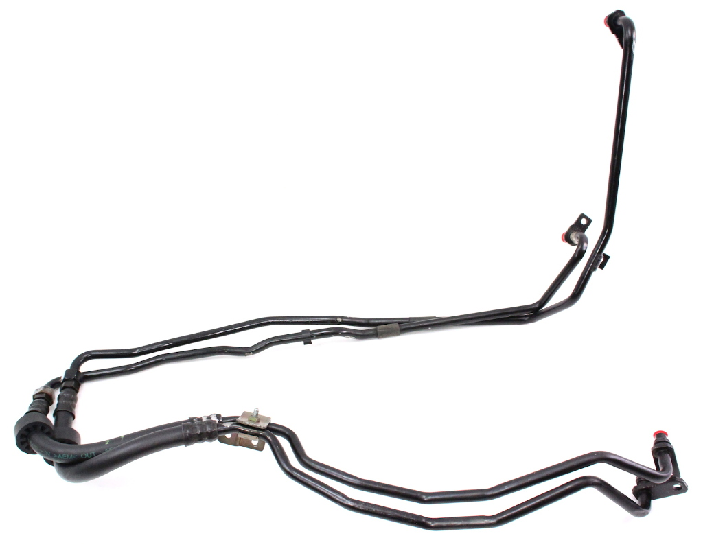 At Transmission Cooler Lines Ezs 01 5 05 Vw Passat B5 5 A4