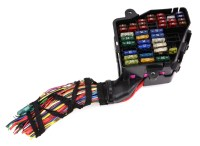 Dash Fuse Box Panel & Wiring Harness Pigtail 96-99 Audi A4 ...