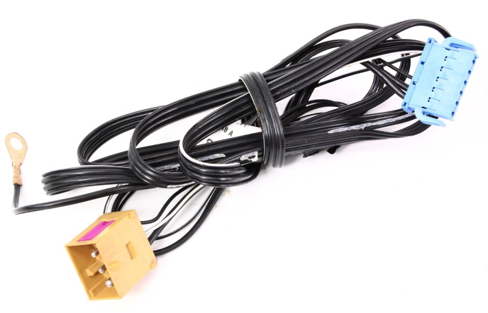 medium resolution of sunroof moonroof sun moon roof motor wiring harness audi a4 s4 b5 8d1