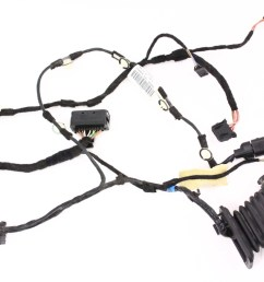 rh rear door wiring harness 05 10 vw jetta mk5 genuine 1k5 971 694 aa carparts4sale inc  [ 1199 x 800 Pixel ]