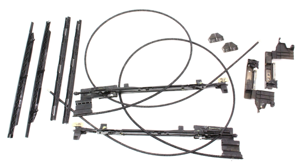 Sunroof Moonroof Repair Parts Tracks Guides Cables 02-04